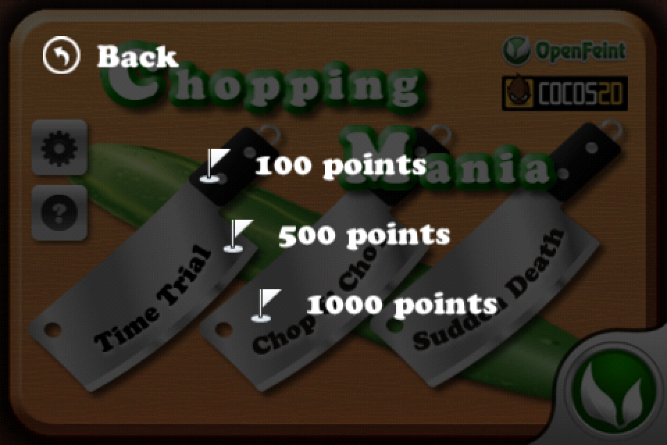 Screenshot Chopping Mania
